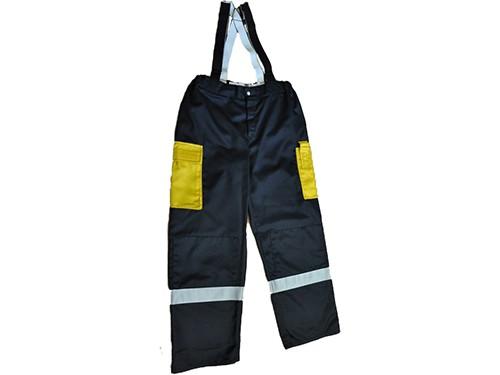 Blusbroek jeugdbrandweer laag model